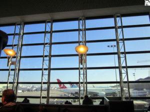 Paetschman auf dem Weg in die USA